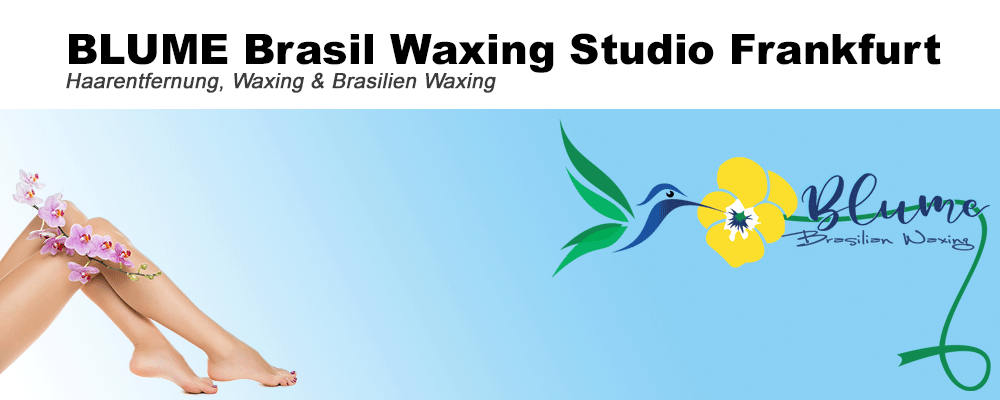 BLUME Brasil Waxing Studio Frankfurt