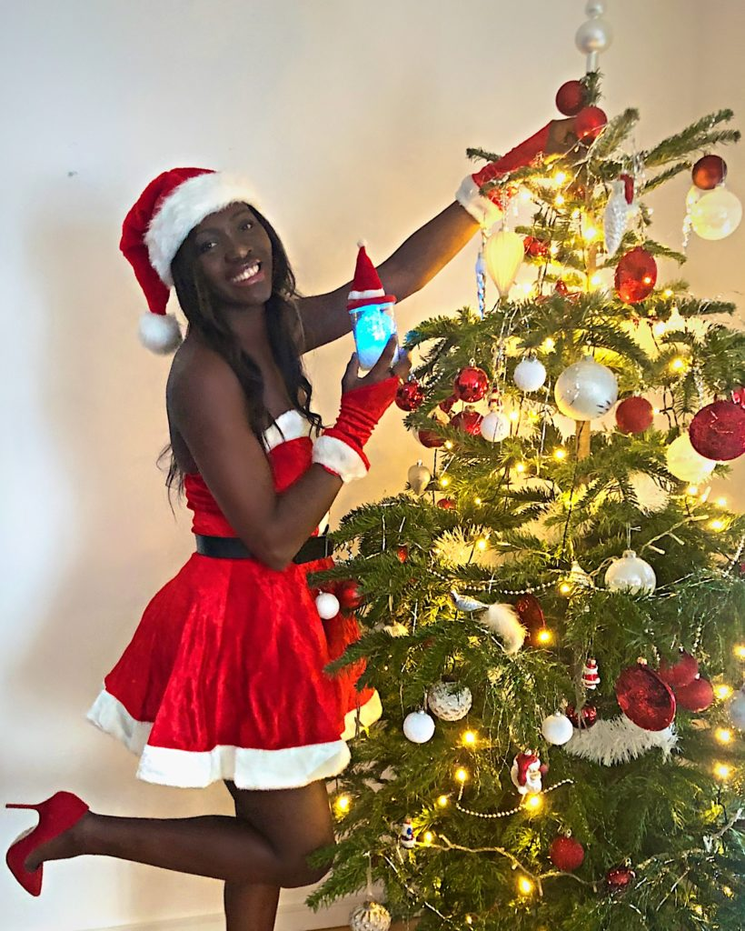 Feliz natal a todos é um próspero ano novo
