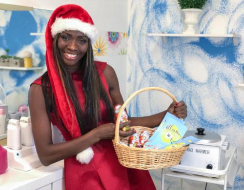 Merry Christmas BLUME Waxing Studio